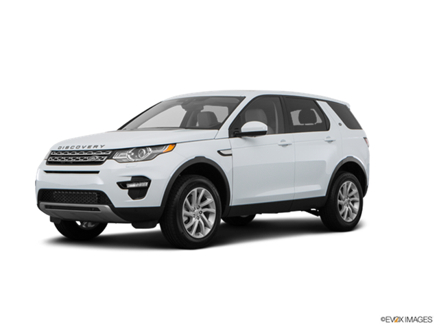 2016 Land Rover Discovery Sport #2