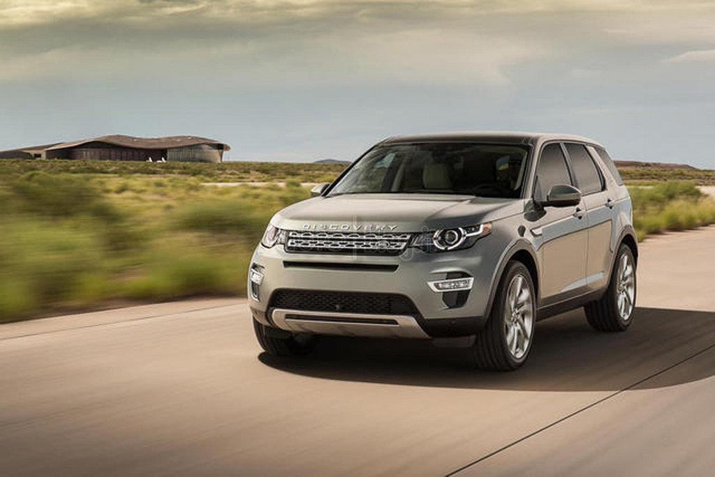 2016 Land Rover Discovery Sport #3
