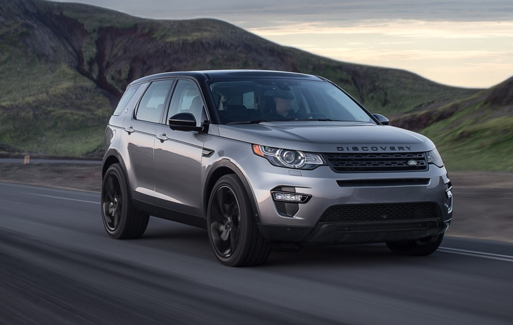 2016 Land Rover Discovery Sport #7