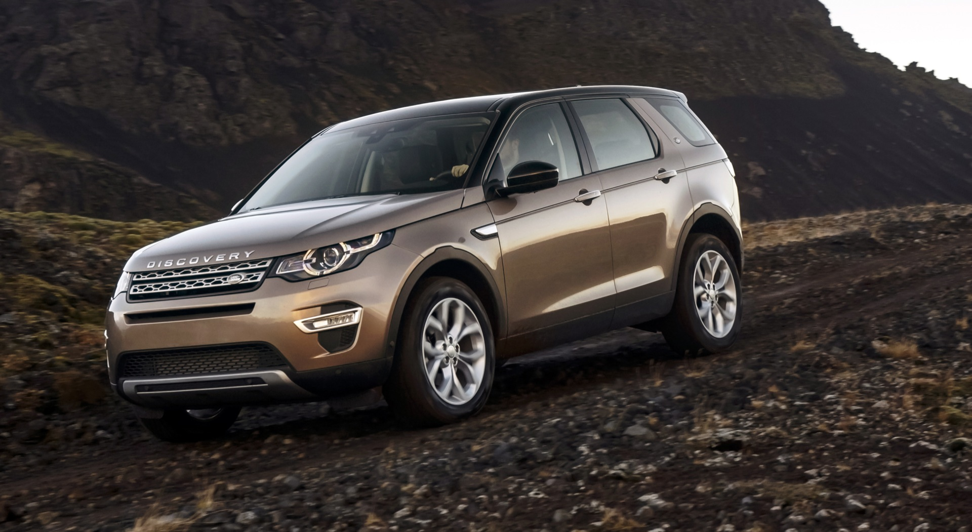 2016 Land Rover Discovery Sport #4