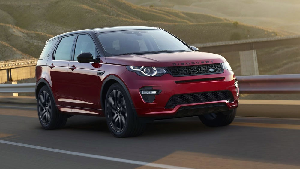 2016 Land Rover Discovery Sport #13