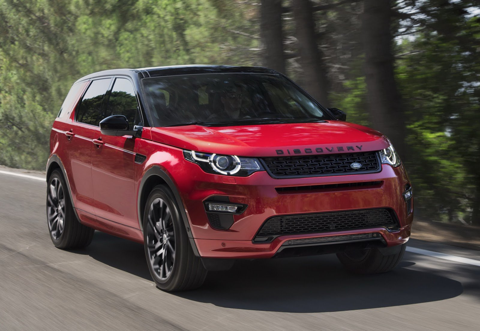 2016 Land Rover Discovery Sport #5