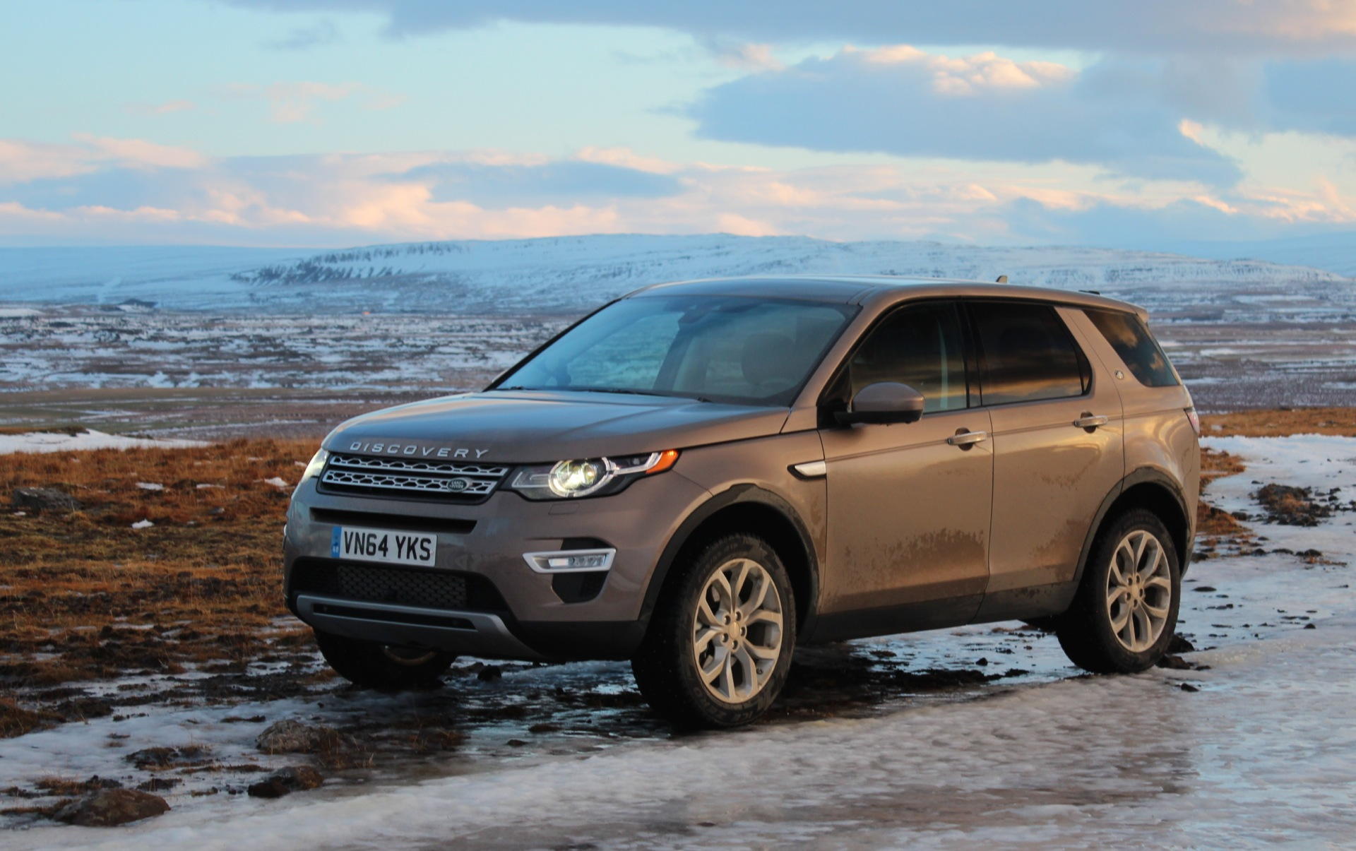 2016 Land Rover Discovery Sport #14