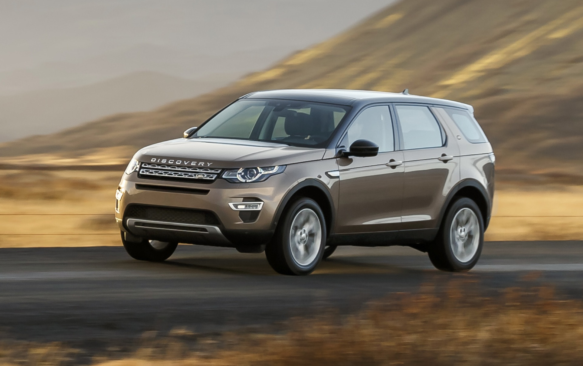 2016 Land Rover Discovery Sport #6