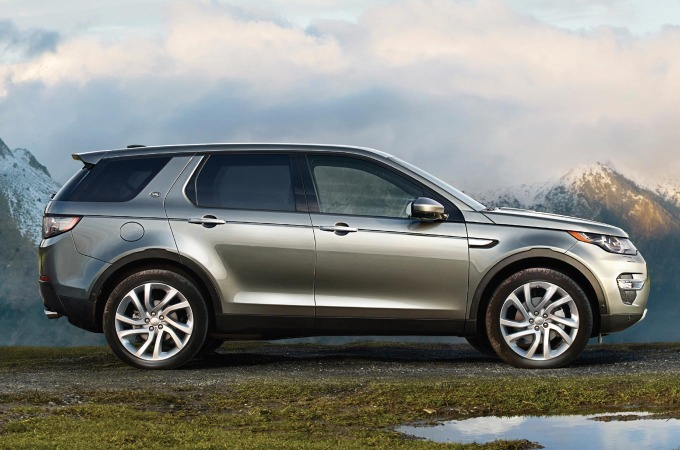 2016 Land Rover Discovery Sport 1