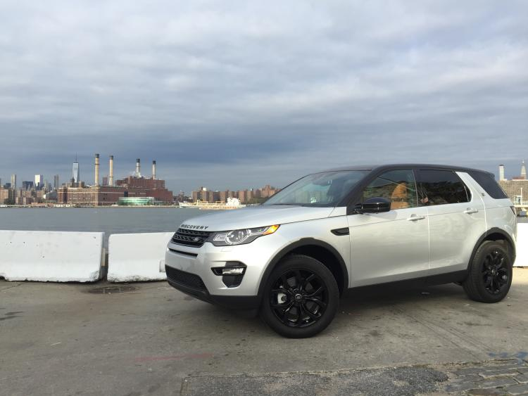 2016 Land Rover Discovery Sport #10