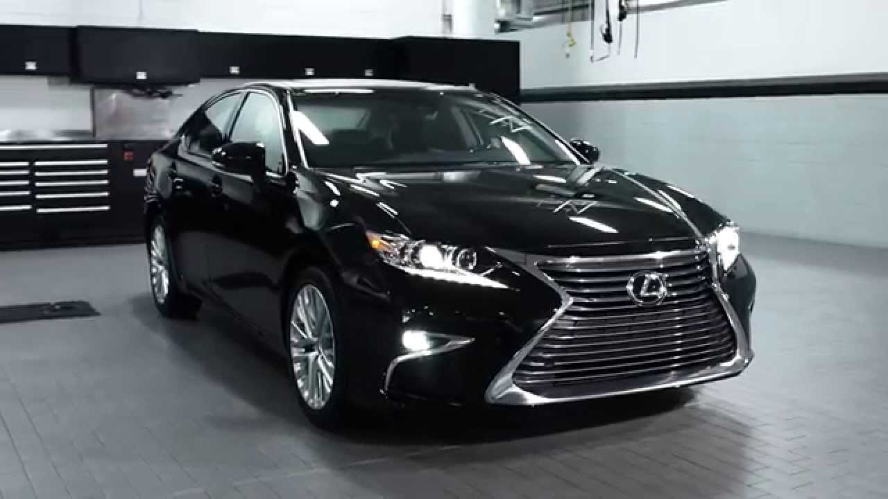 2016 lexus es 350 photos informations articles. Black Bedroom Furniture Sets. Home Design Ideas