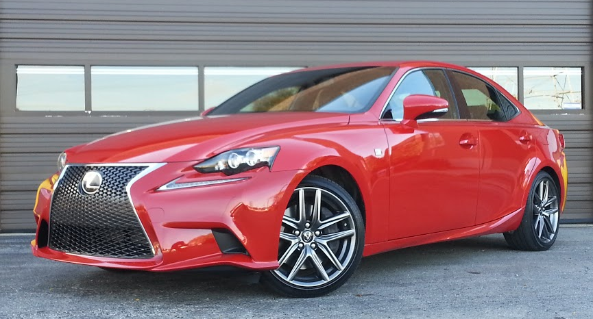 2016 Lexus Is 200t #6