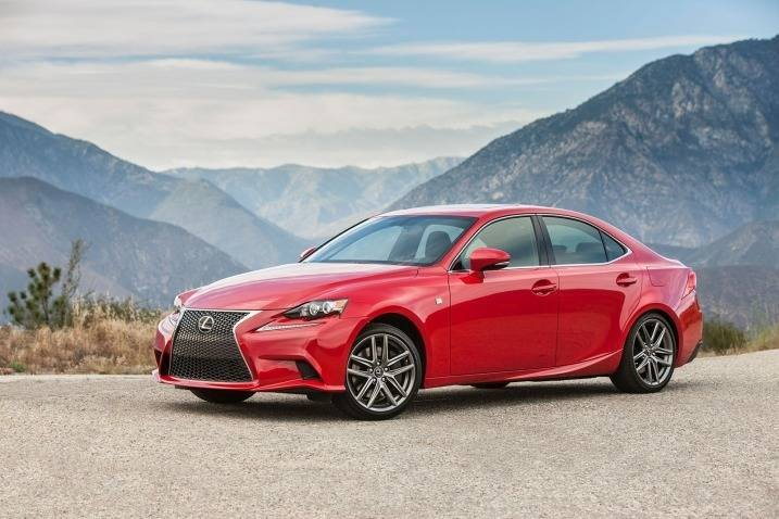 2016 Lexus Is 200t #1