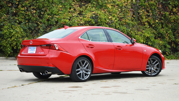 2016 Lexus Is 200t #7