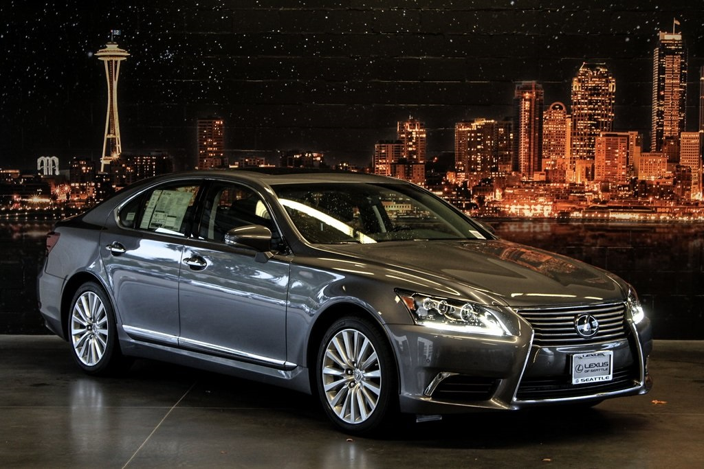2016 lexus ls 460 photos informations articles. Black Bedroom Furniture Sets. Home Design Ideas