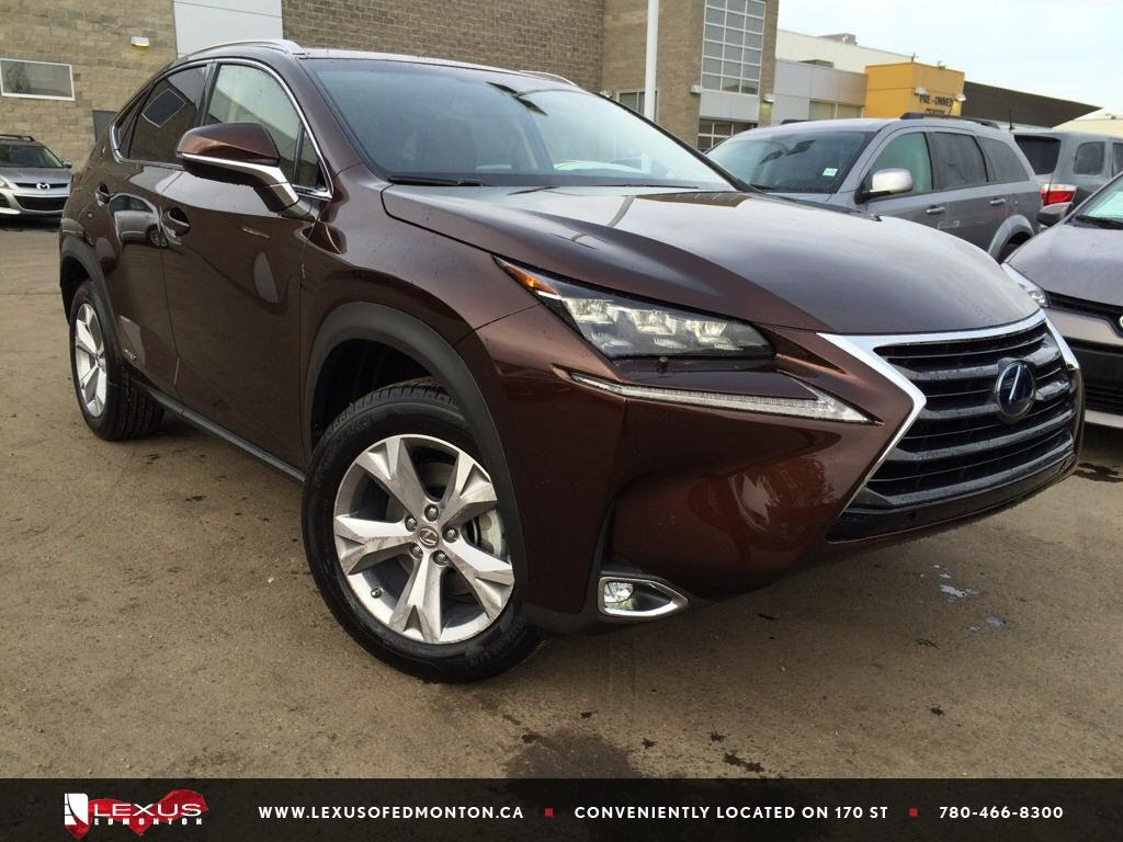 2016 lexus nx 300h photos informations articles