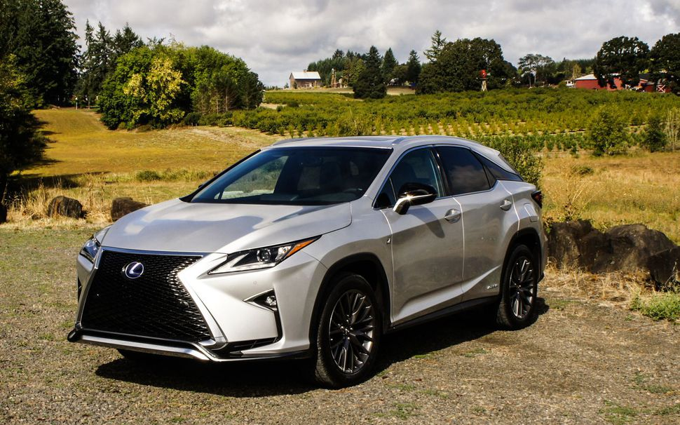 2016 lexus rx 450h photos informations articles. Black Bedroom Furniture Sets. Home Design Ideas