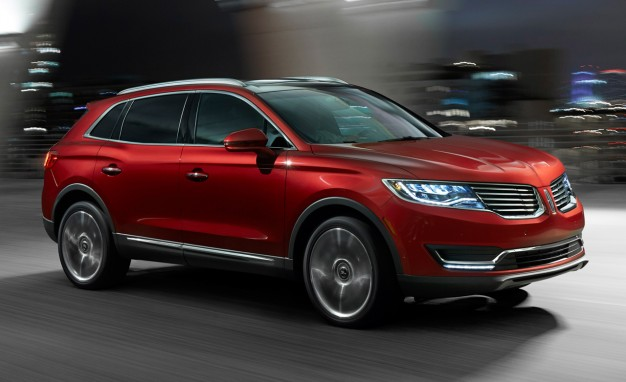 2016 Lincoln Mkx #20