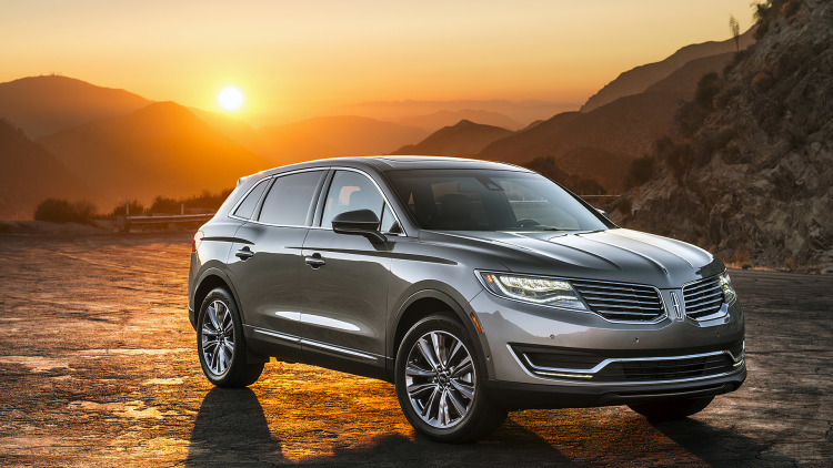 2016 Lincoln Mkx #18