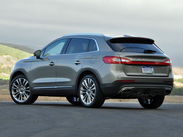 2016 Lincoln Mkx #23