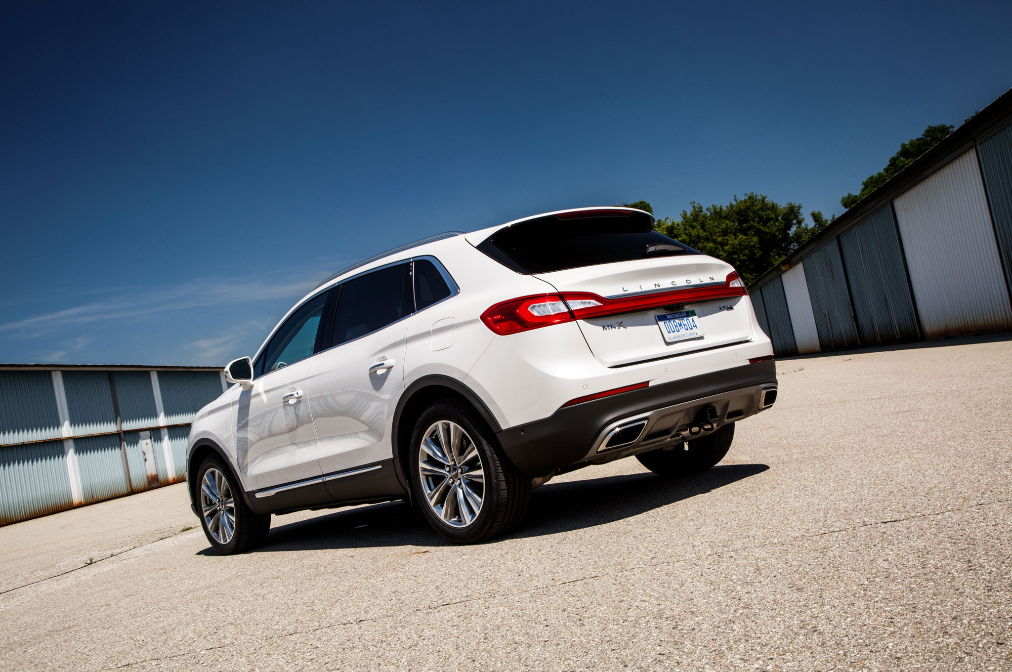2016 Lincoln Mkx #21