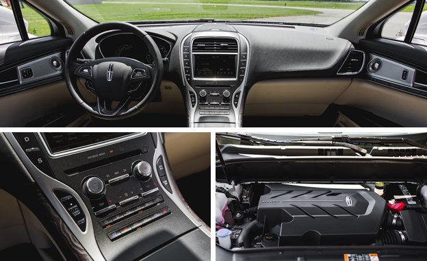 2016 Lincoln Mkx #19