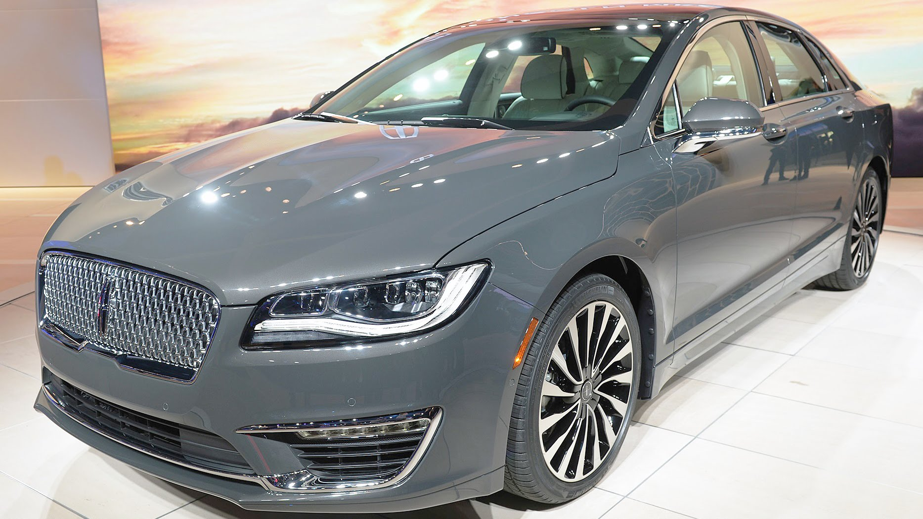 2016 Lincoln Mkz 2