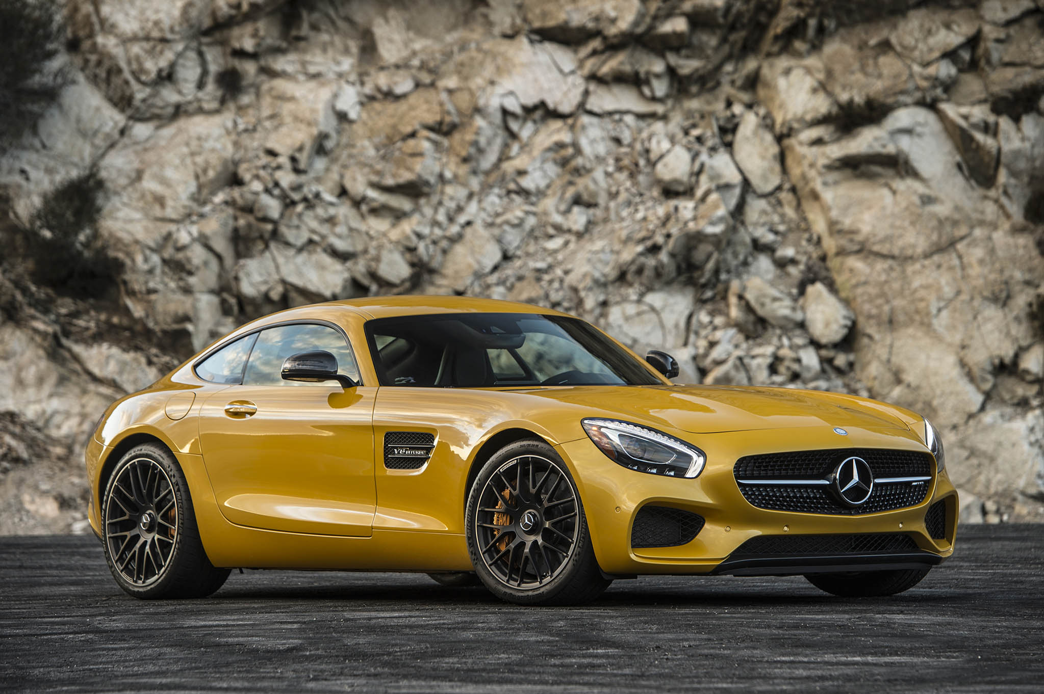 2016 Mercedes-Benz Amg Gt Photos, Informations, Articles ...