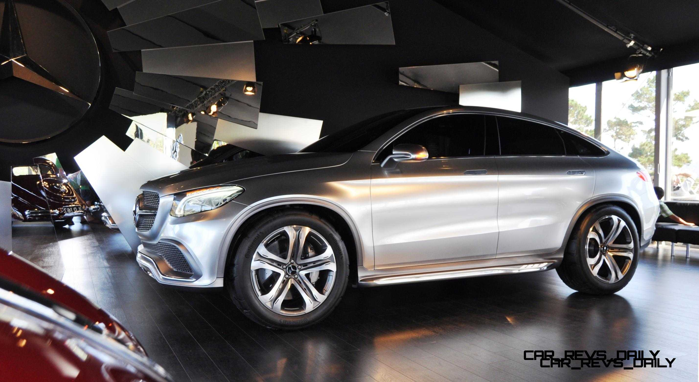 2016 Mercedes Benz Gle Cl Coupe 6