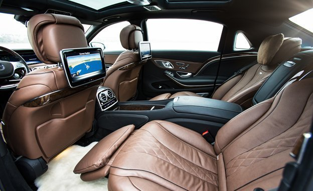 2016 Mercedes-Benz Maybach #21
