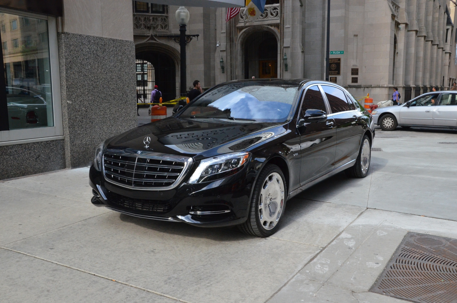 2016 Mercedes-Benz Maybach #19
