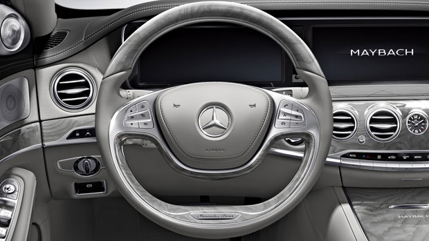 2016 Mercedes-Benz Maybach #24