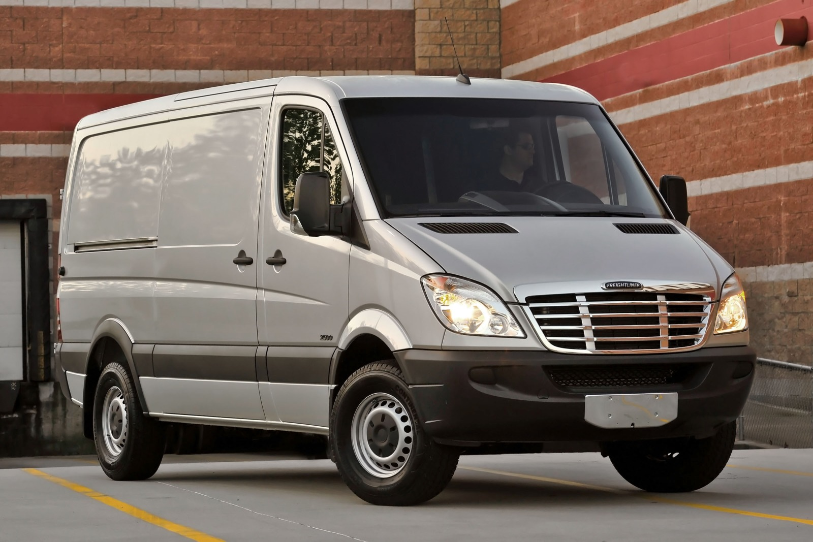 2016 mercedes benz sprinter photos informations articles