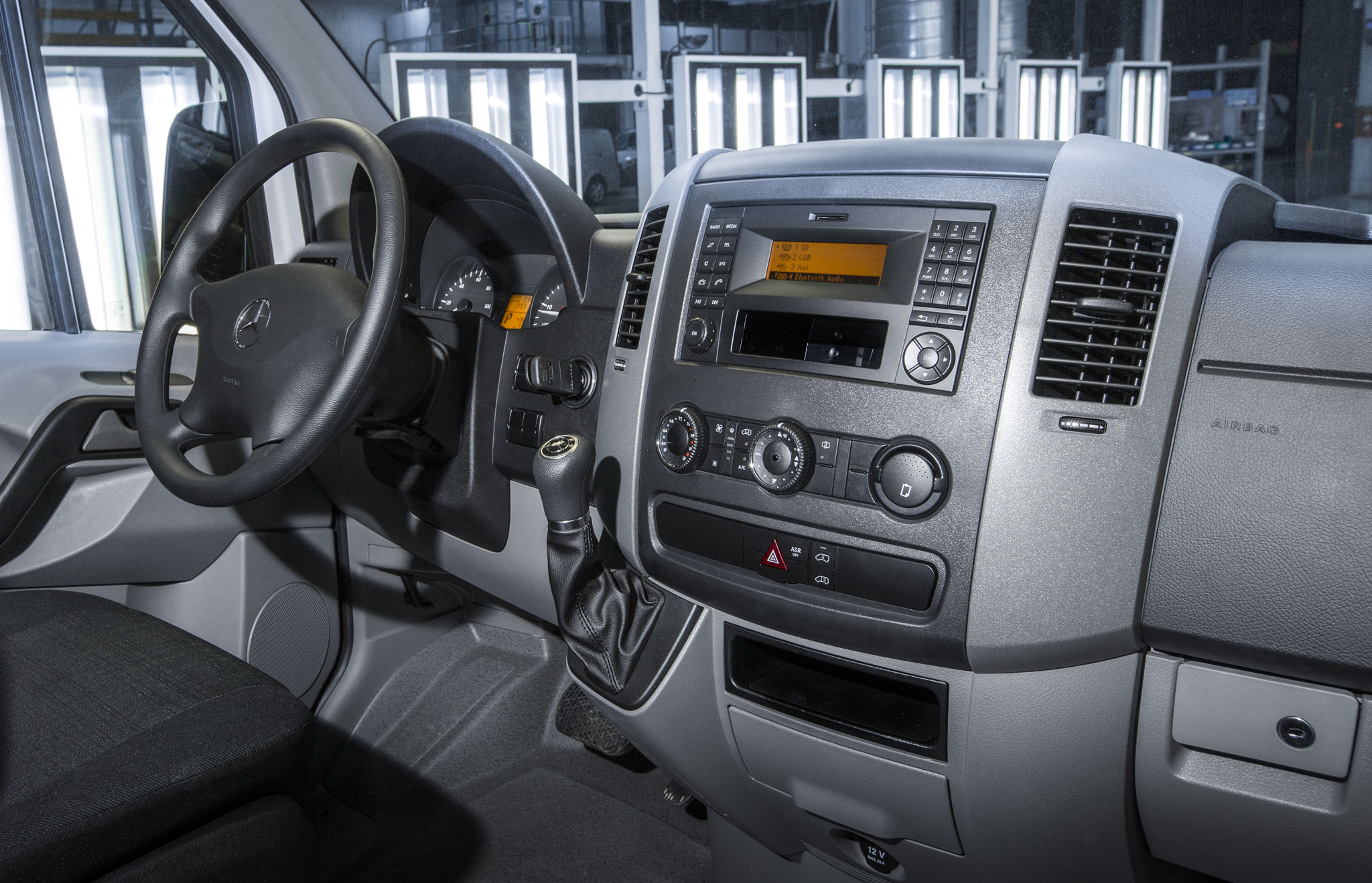 2016 Mercedes-benz Sprinter Worker #17