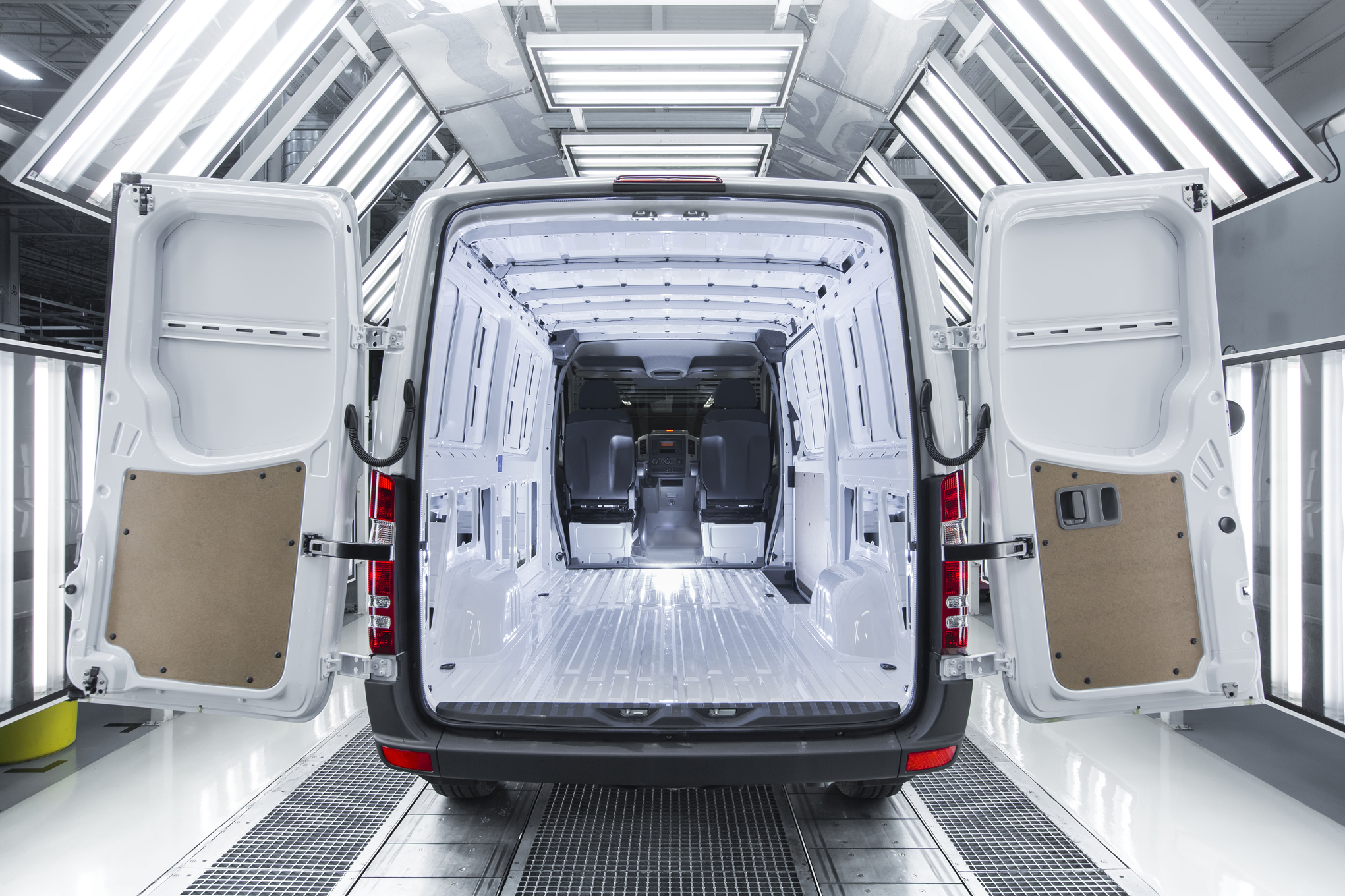 2016 Mercedes-benz Sprinter Worker #2