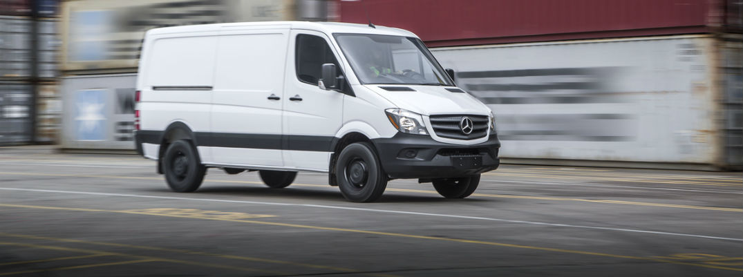 2016 Mercedes-benz Sprinter Worker #9
