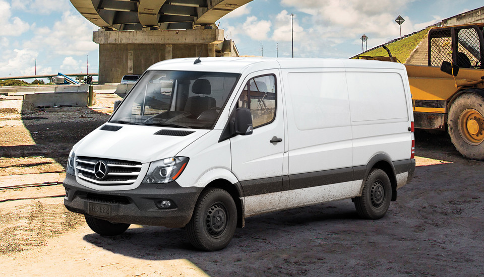 2016 Mercedes-benz Sprinter Worker #18
