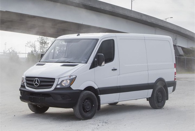 2016 Mercedes-benz Sprinter Worker #14