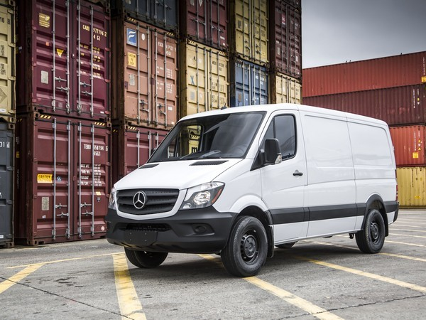 2016 Mercedes-benz Sprinter Worker #13