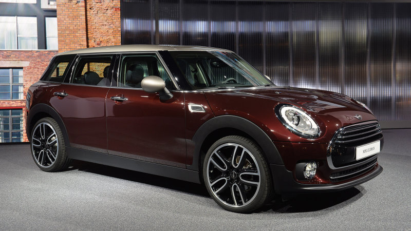 2016 mini cooper clubman photos, informations, articles - bestcarmag