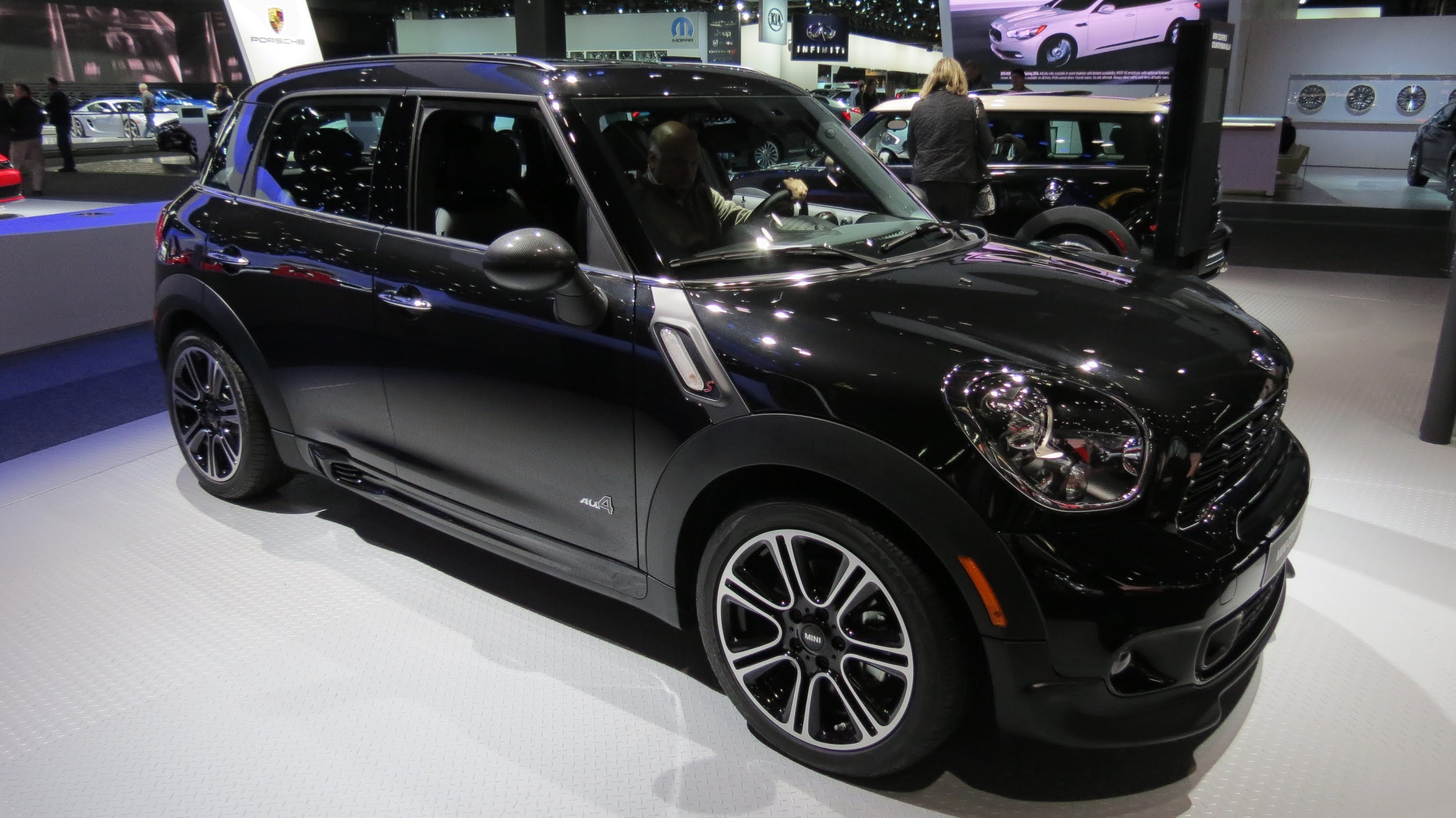 2016 Mini Cooper Countryman 6