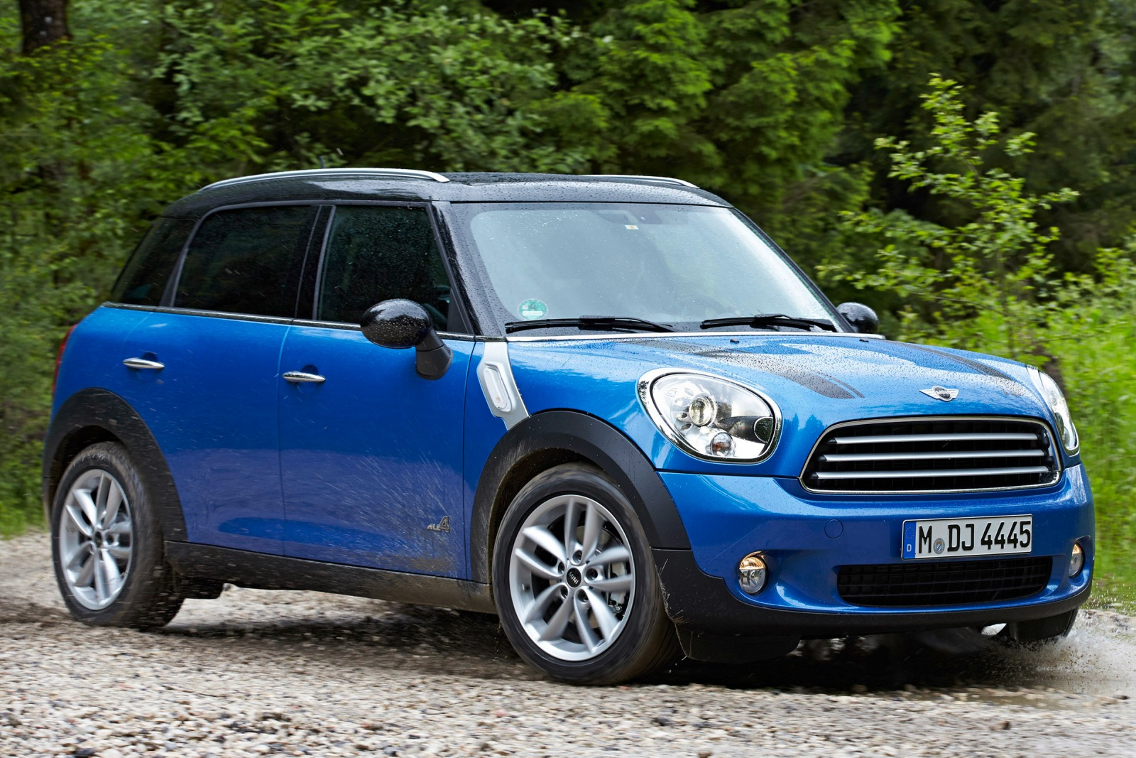 2016 mini cooper countryman photos informations articles. Black Bedroom Furniture Sets. Home Design Ideas