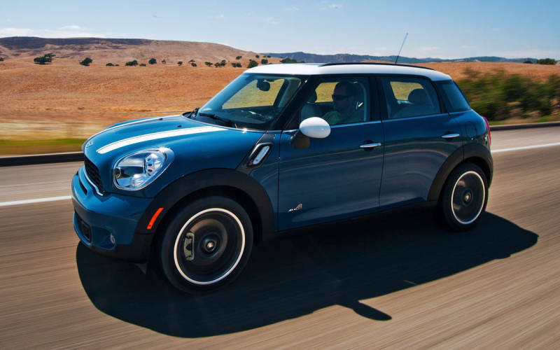 2016 Mini Cooper Countryman 3