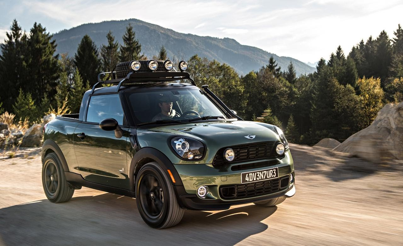2014 Mini Cooper Paceman S All4 Specs Mini Cooper Cars