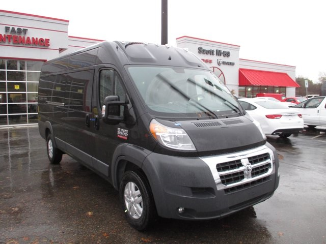 2016 Ram Promaster Window Van #2