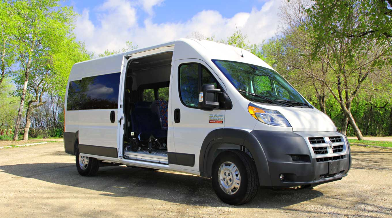 2016 Ram Promaster Window Van #8