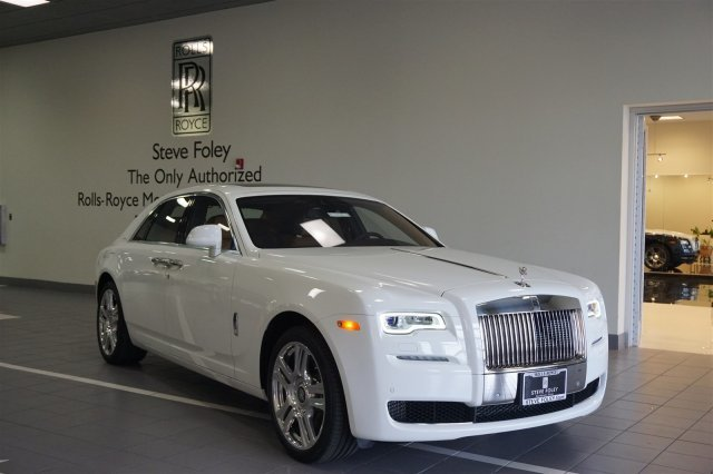 2016 Rolls Royce Ghost Series Ii #15