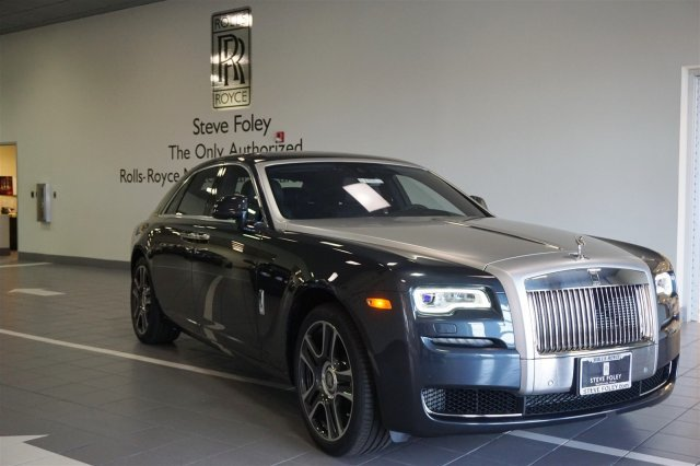 2016 Rolls Royce Ghost Series Ii #14