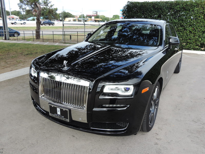 2016 Rolls Royce Ghost Series Ii #13
