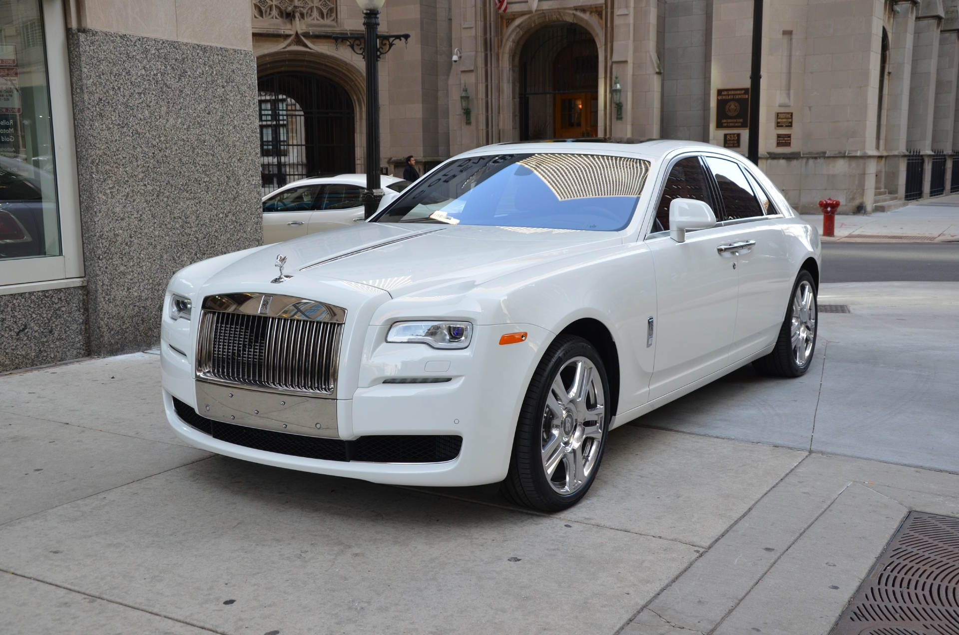2016 Rolls Royce Ghost Series Ii #12