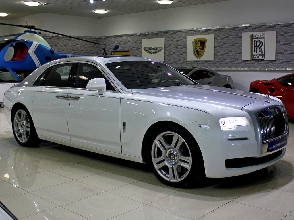 2016 Rolls Royce Ghost Series Ii #8
