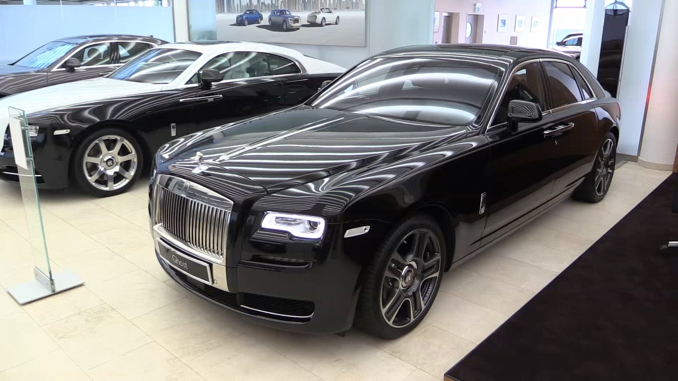 2016 Rolls Royce Ghost Series Ii #5