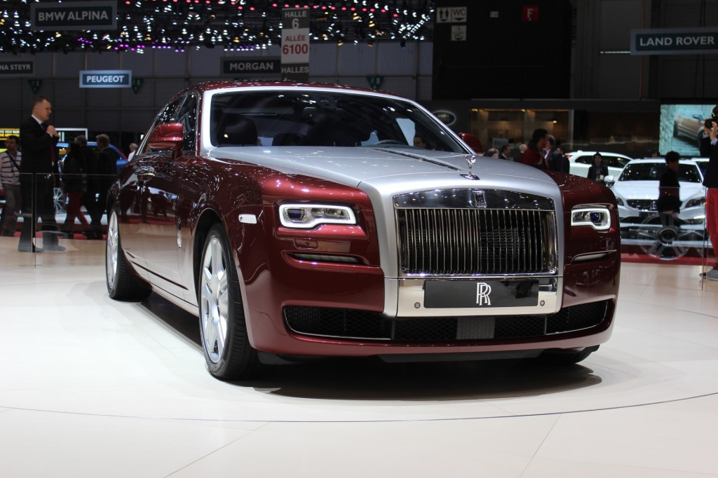 2016 Rolls Royce Ghost Series Ii #10