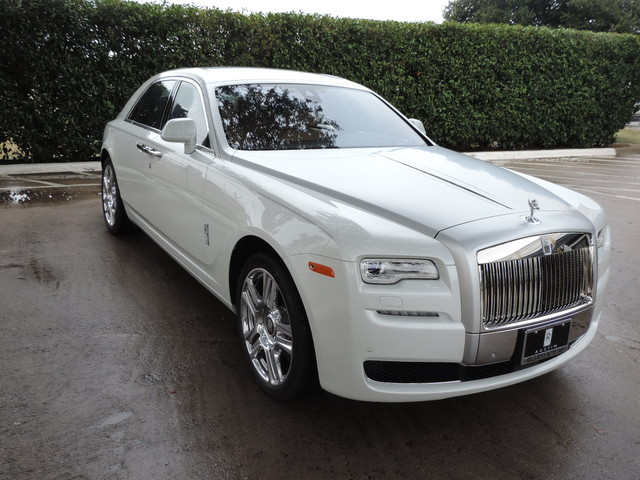 2016 Rolls Royce Ghost Series Ii #9